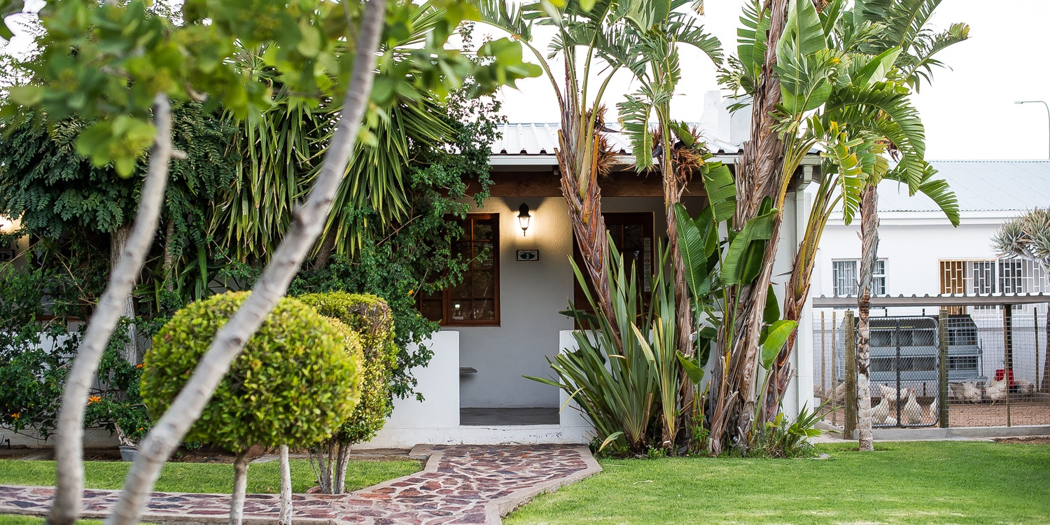 All our chalets and rooms have a private stoep with built in braai and private entrances.