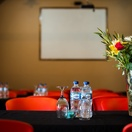 Kleinplasie's conference venue can accommodate up to 60 delegates.